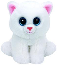 Pearl Katze - weiss 15 cm
