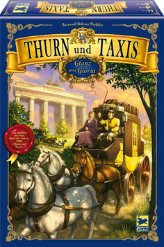 Thurn und Taxis - 1.Erweiterung