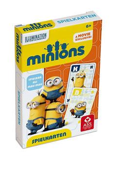 Minions Spielkarten - Mau Mau
