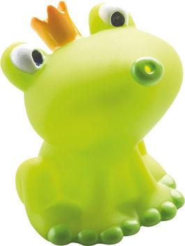 Spritzfigur Frosch mit Krone