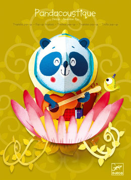 Pop Up  Panda