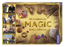 Zauberschule Magic-Gold Edition