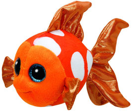 Sami mit Glitzeraugen - Clownfisch 15 cm