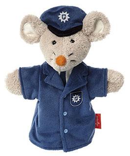 Handpuppe  - Polizist Maus Sweety
