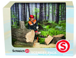 Scenery Pack Waldarbeiter
