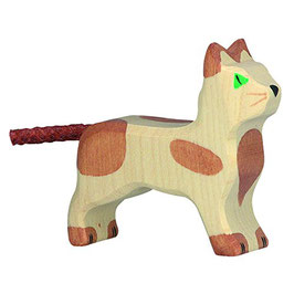 Katze - klein stehend