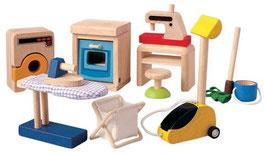 Haushalt Accessories Household   für Puppenstube