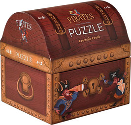 Piraten Puzzle Box
