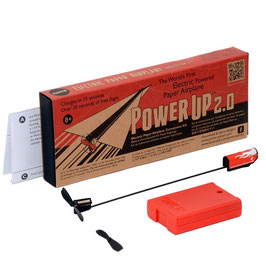 Power Up  2.0 Papierflieger