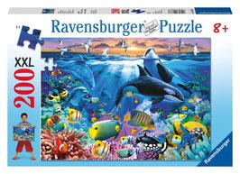 Unterwasserwelt - Puzzle 200 Teile