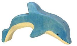 Delfin - springend