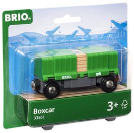 Güterwagen mit Ladung