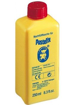Pustefix Nachfüllflasche 250 ml.