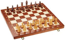 Schach Kassette de luxe