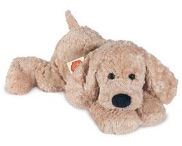 Schlenkerhund beige  40cm