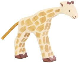 Giraffe - klein, trinkend