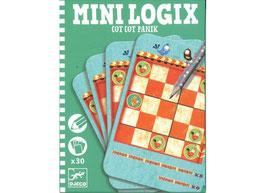 Cot cot panik Mini Logix