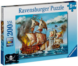 Piraten - Puzzle 200 Teile XXL