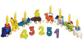 Geburtstagskarawane mit Tiere