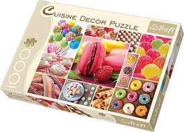 Puzzle Candy