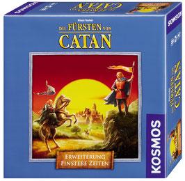 Die Fürsten von Catan - Erweiterung - Finstere Zeiten