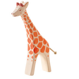 Giraffe - groß laufend