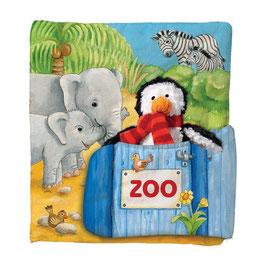 Mein großes Spielebuch Zoo