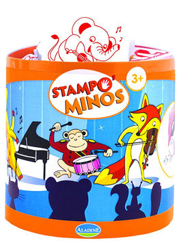 Stampo Minos - Tierband