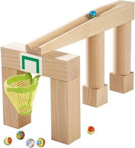 Basketballkorb Kugelbahn Erweiterung