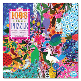 Peacok Garden - 1008 Teile