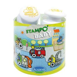 Stampo - Baby Baumaschinen
