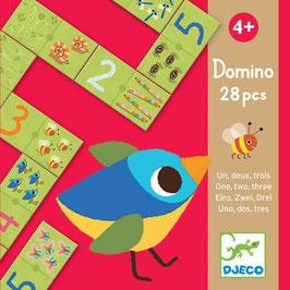 Domino 1, 2, 3  - Kinderspiel