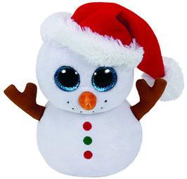Scoop Schneemann Weihnachten 15cm