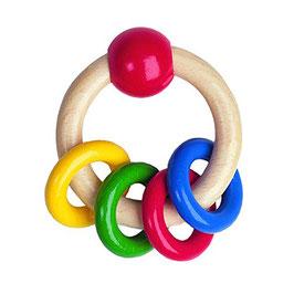 Greifling 4 Ringe Farbe