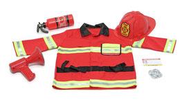 Kostüm Feuerwehrmann Fire Chief