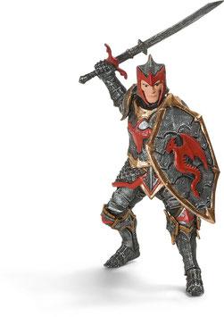 Drachenritter Schwertkämpfer