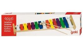 Xylophon aus Metall 15 Töne