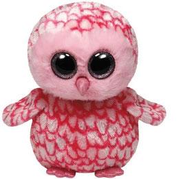 Pinky Buddy-Schleiereule pink