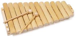 Xylophon mit 12 Tönen