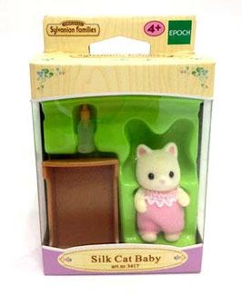 Seidenkatzen Baby