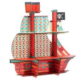 Piratenschiff Regal