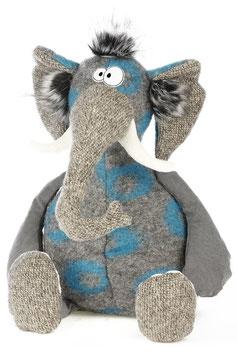 Elefant - Pocken Paule
