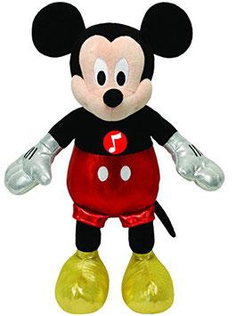 Mickey Mouse mit Soundmodul 20 cm