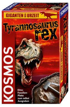 Giganten der Urzeit: Ausgrabungsset Tyrannosaurus Rex