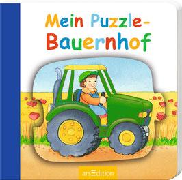 Puzzle Buch - Bauernhof