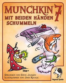 Munchkin 7 - Mit beiden Händen schummeln - Erweiterung