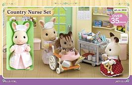 Land-Krankenschwester-Set