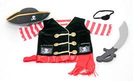 Kostüm Pirate Piraten