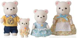 Eisbären Familie Frostig