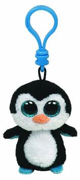 Waddles Clip Beanie Boos - Schlüsselanhänger Pinguin